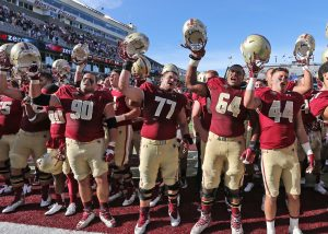BostonCollege aer lingus American College Football Dublin