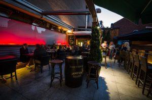 Rooftop Fade Street Social Restaurant Dublin