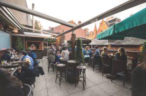 WinterGarden Fade Street Social Restaurant Dublin