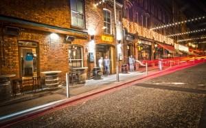 Dublin Christmas Party restaurant Fade Street Social Dylan McGrath