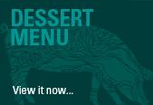 Fade Steet Social Dessert Menu