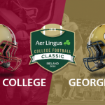 American College football is coming to Dublin, Ireland